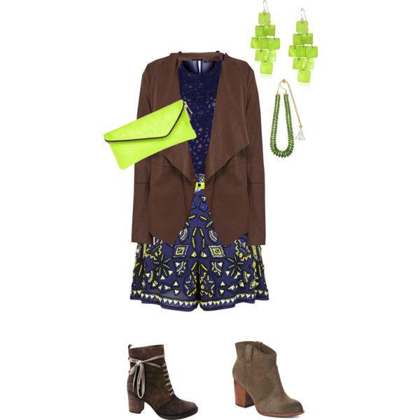 """Lime chocolate"" by lovemybodyru on Polyvore"