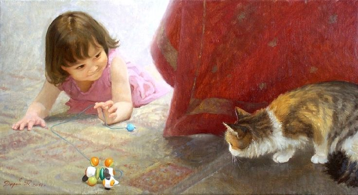 Game by Tatyana Deriy
