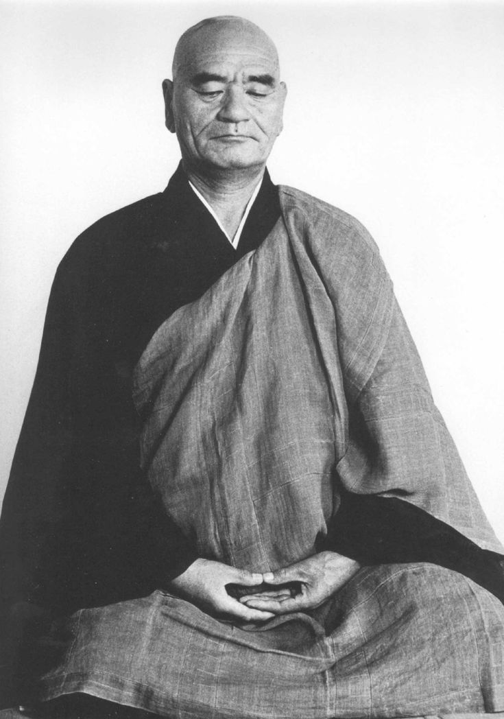 ZAZEN, Zen Buddhism, seated meditation