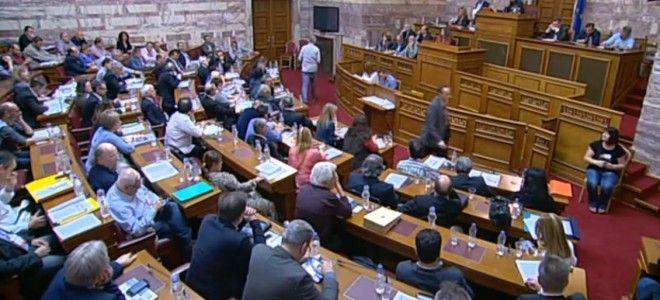 ΒΟΥΛΗ:Αναβάλλεται η αυριανή συνεδρίαση για το πολυνομοσχέδιο για την παιδεία   Αναβάλλεται η προγραμματισμένη για αύριο Πέμπτη κοινή συνεδρίαση των Επιτροπών Μορφωτικών Υποθέσεων της Βουλής επί του πολυνομοσχεδίου για την παιδεία. Η αναβολή της συνεδρίασης γίνεται λόγο εκτάκτων υποχρεώσεων των Αναπληρωτών υπουργών Κ. Φωτάκη και Σ. Αναγνωστοπούλου. Επειδή η συζήτηση θα γίνονταν κατά άρθρο δεν θα είχε νόημα να γίνει συνεδρίαση χωρίς την παρουσία της πολιτικής ηγεσίας. Οι επόμενες συνεδριάσεις…