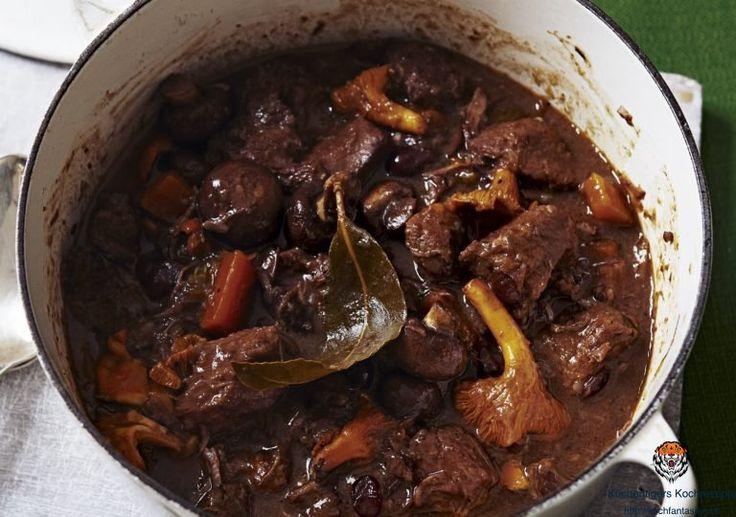 Hirschkasserolle – Küchentigers Rezepte Blog