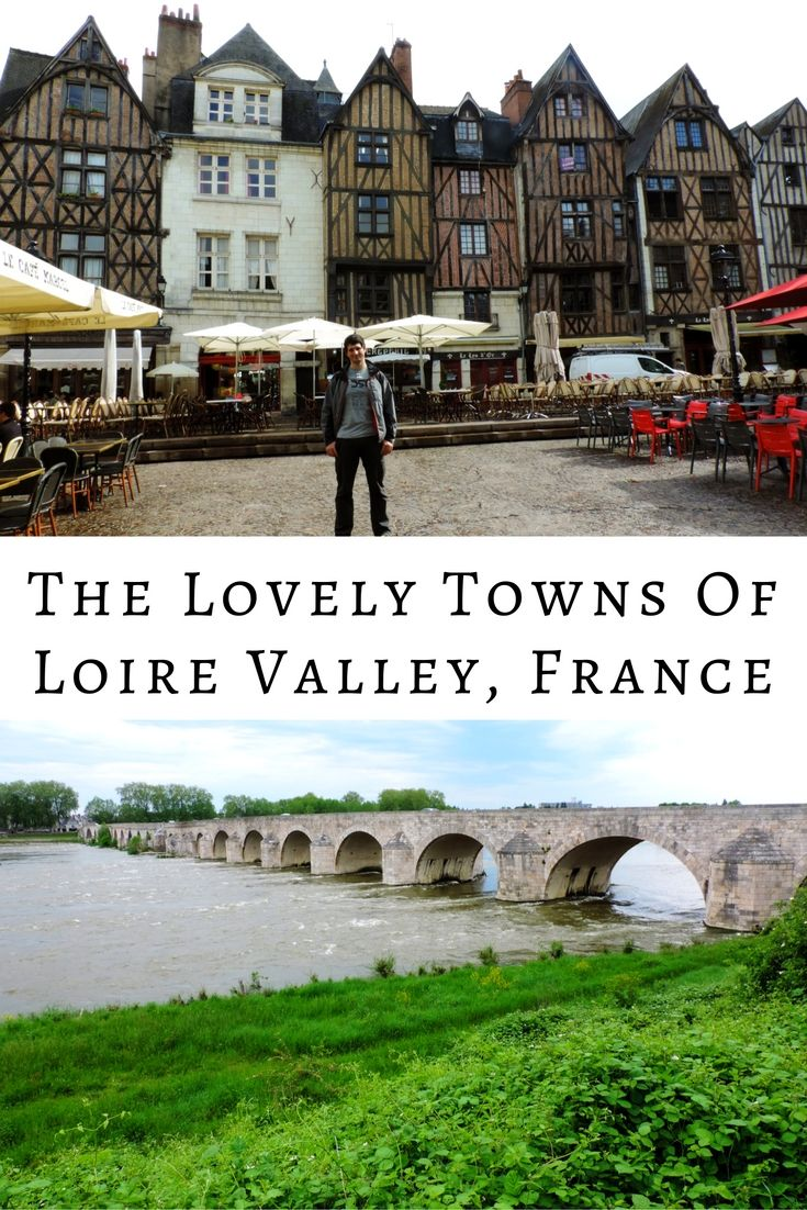 Loire Valley was love at first sight and not only beacuse of its marvelous castles, but also because of... well, everything: the countryside.