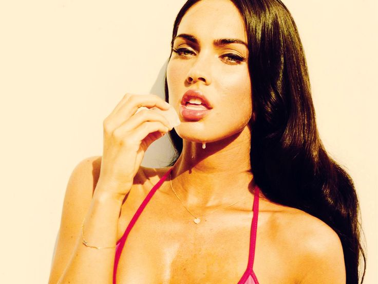 Megan Fox is 26 years old and is probably best known for het roles played in the first 2 Transformers. Unfortunately she did not star in the third movie, and was replaced by Rosie Alice Huntington-Whiteley. Megan Fox's most recent movie is the sequel to Knocked Up, This is 40. Photograph. Google Images. Web.