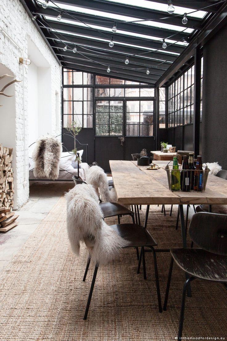 10 idées déco pour une ambiance cocooning   Salle à manger ...