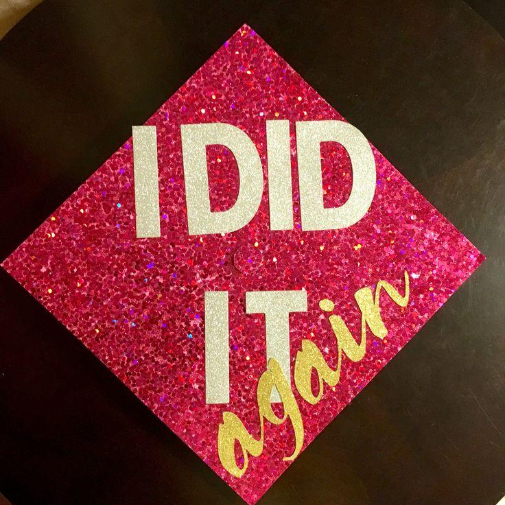 Masters Graduation Cap!
