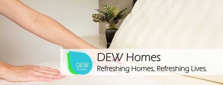 DEW Refresh is a reliable and hassle-free regular Home, residential cleaning services Singapore. We maintain the quality of your living Home environment Good