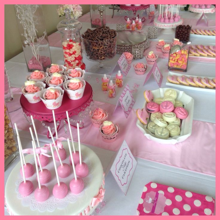 Baby Shower Cake Ideas With Cupcakes