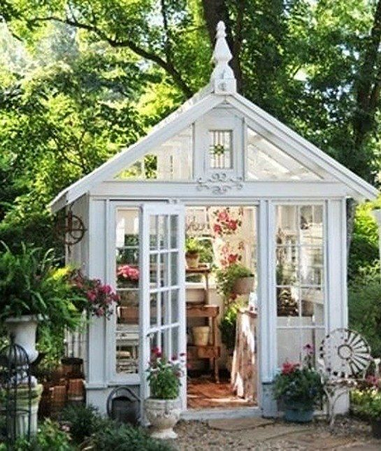 The Greenhouse Shed