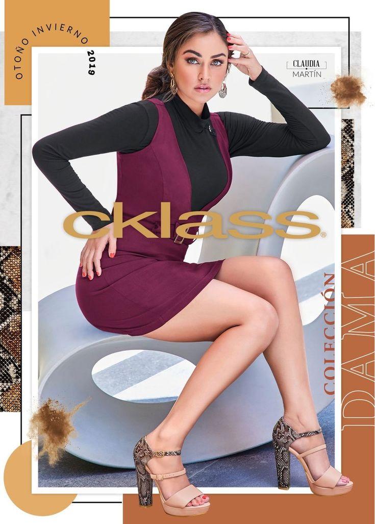 Catalogo Dama Cklass en 2020 Moda para damas, Vestidos
