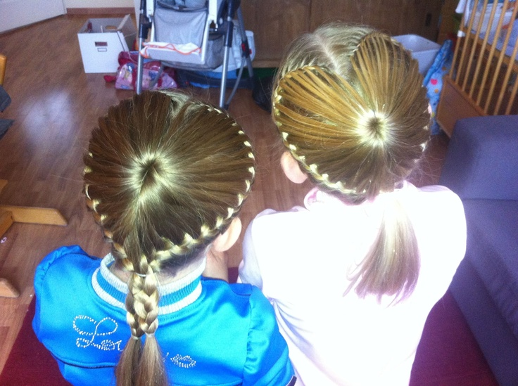 harten vlecht / heart braid