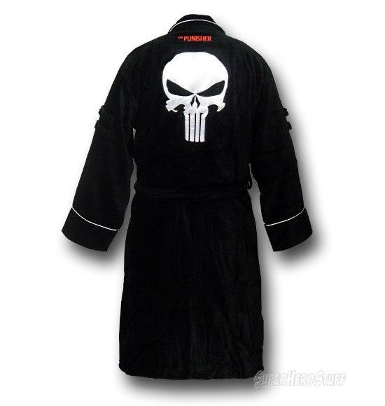 Punisher Symbol Robe