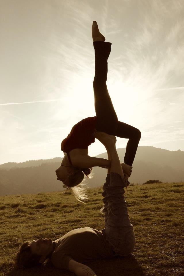 wild-moon-child:  acro yoga*