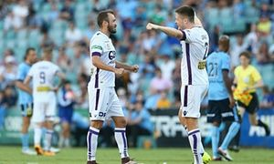 Perth Glory comdemn Sydney FC to sobering home defeat
