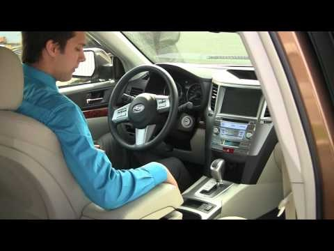 2011 Subaru Outback Limited Review