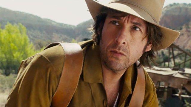 Adam Sandler's pseudo-comic Western is a movie for anyone who found 'A Million Ways to Die in the West' too intellectually taxing.