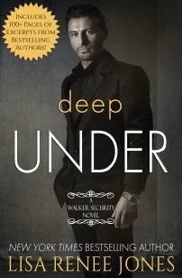 #SALE 99 cents! DEEP UNDER is on sale for 99 cents (reg. $4.99) and includes excerpts from 11 bestselling authors!!