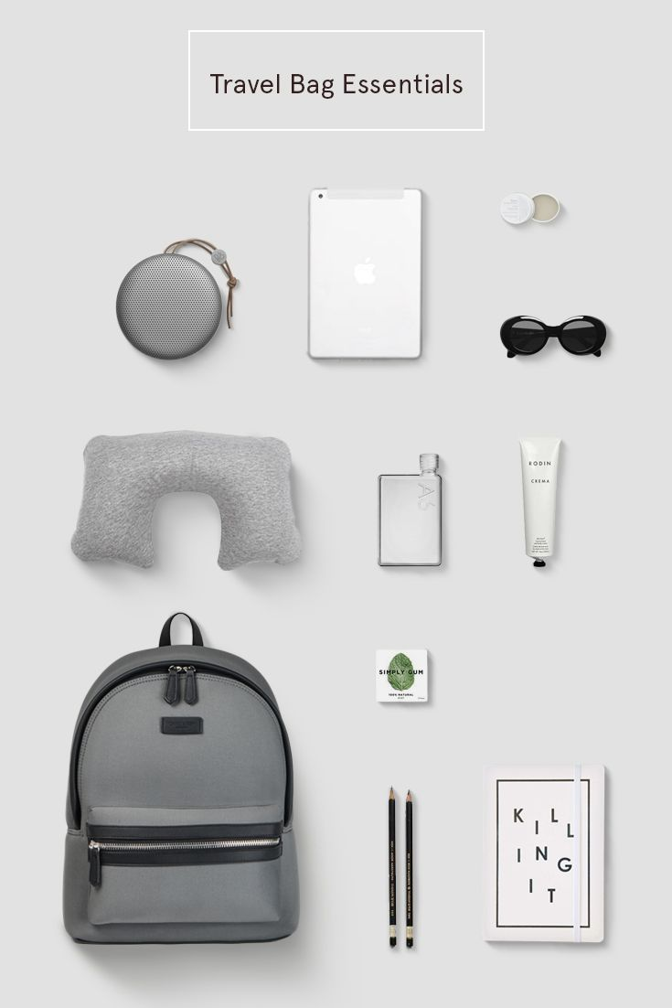 What should be in your travel backpack bag if you are carrying this as carry on luggage.