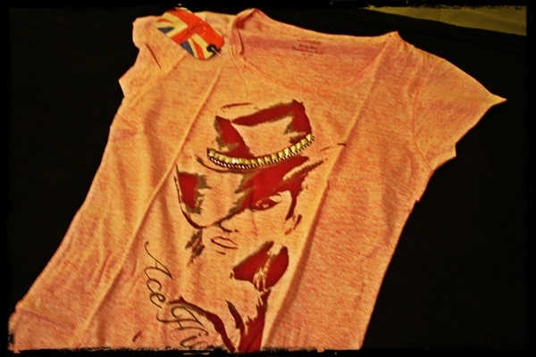 To win this tee, simply follow us and re-pin it. Edit: The winner is Aneeta Thanawala!