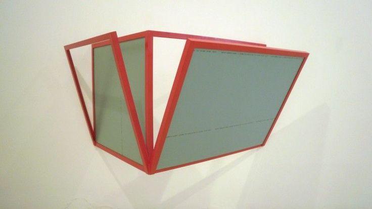 """""""Untitled"""", de José Pedro Croft (2008) -José Pedro Croft vai representar Portugal na Bienal de Arte de Veneza"""