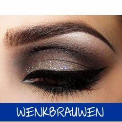 Wenkbrauwen, ingeschaduwd of hairstrokes. Permanente make up wenkbrauwen,permanente make up Noord Holland, Amsterdam, De Goorn, Andijk  -