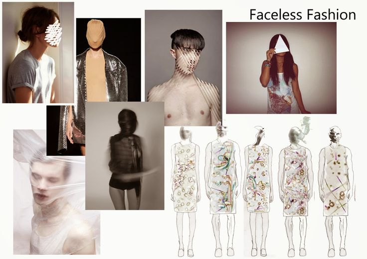 Faceless Fashion