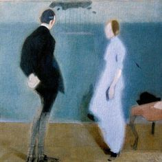 Helene Schjerfbeck- Realist/Expressionist