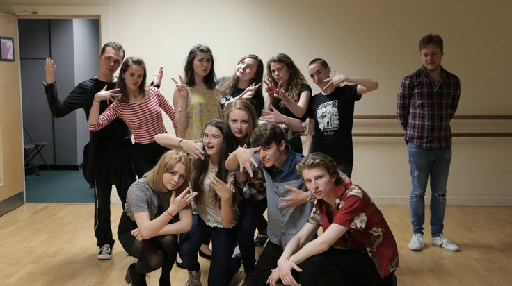 Our first ever Shakespearean Summer School!