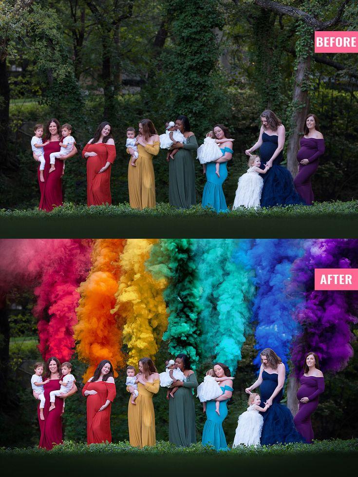 Teeny-tiny New Greater Than Gatsby Photoshop Actions #photoshopid #PhotoshopDesign
