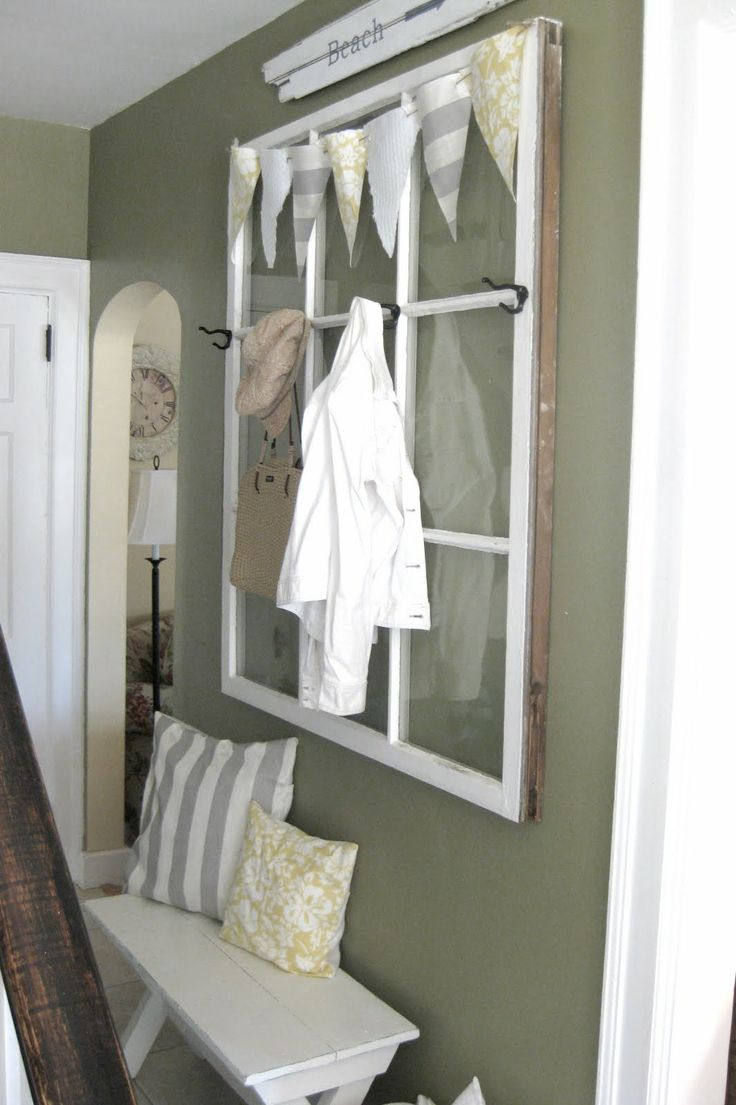crafts using old windows   ... Nap Time   I Heart Nap Time - How to Crafts, Tutorials, DIY, Homemaker