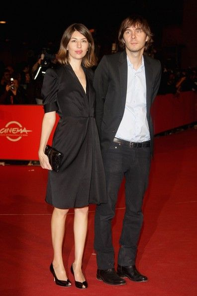Sofia Coppola and Thomas Mars - 2nd Rome Film Festival - Youth Without Youth : Premiere