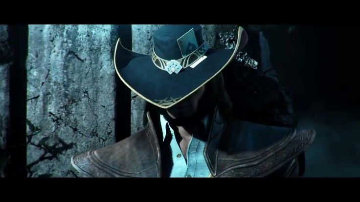 League of Legends - A Twist of Fate HD Trailer. Cool stylization.