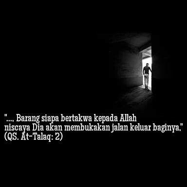 """... Barang siapa bertakwa kepada Allah niscaya Dia akan membukakan jalan keluar baginya"" (QS. At-Talaq: 2) . . #islam #puasa2017 #Ramadhan #ngabuburit #quran #quranchallenge #solusi #motivasi #semangat"