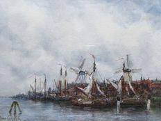 Jan Van  Couver   ( HERMANUS KOEKKOEK JR ) - Maassluis