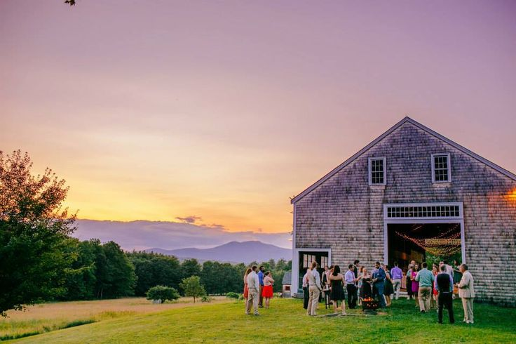 Affordable New Hampshire Wedding Venues - Moody Mountain Farm