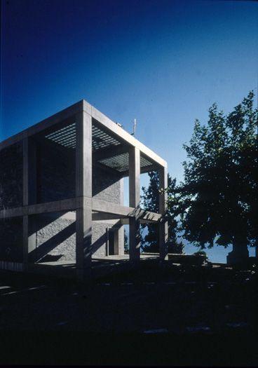 onsomething:  Raffaele Cavadini | Oratorio di Porta, 1991-96...