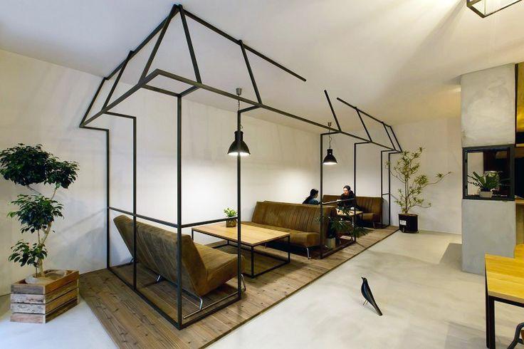 cicero café  ALTS design office designboom