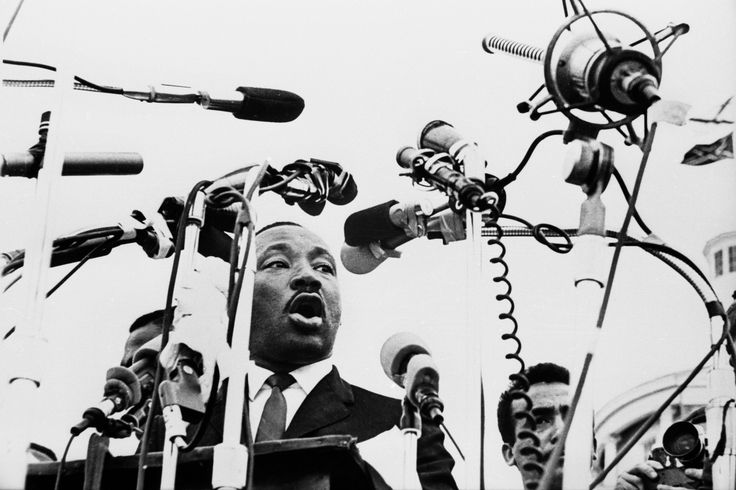 Martin Luther King Jr, Montgomery