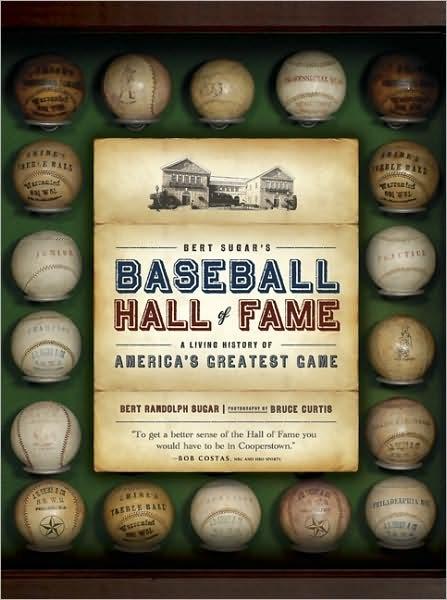 Bert Sugar's Baseball Hall of Fame