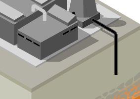Explicación Geotermia (Infografía interactiva)