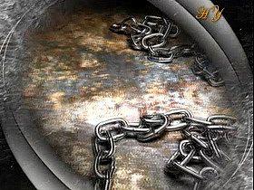 Hz. Mehdi (a.s.)'ın hem eli hem ayağı ayrı ayrı zincirlenecektir - Harunyahya.org