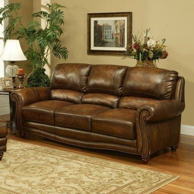 living room furniture amazon. Parker Living Cambria Leather Sofa in Amaretto 29 best Looking for a Couch images on Pinterest  Diapers