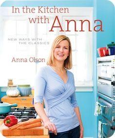 Anna Olson, best baking recipes ever!!!