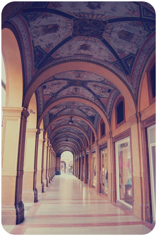 Bologna - lovely!!!