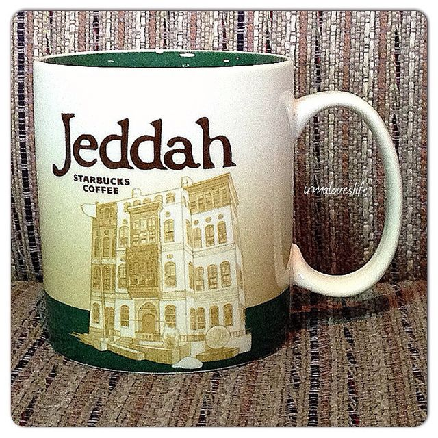 morning cup #jeddah