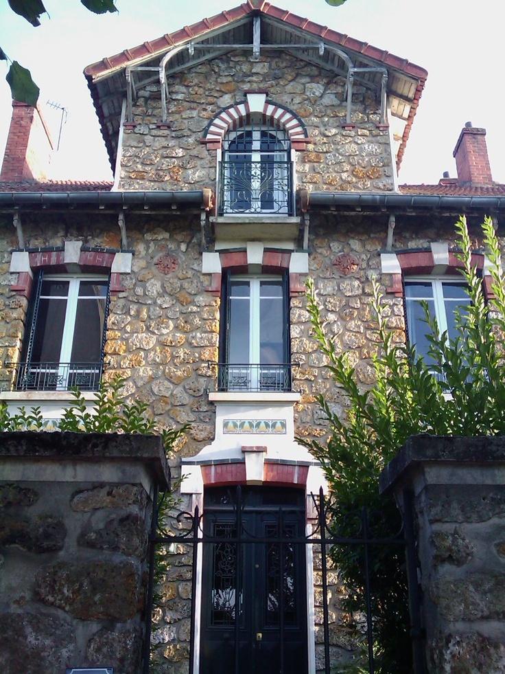 maison meulière rue Gambetta