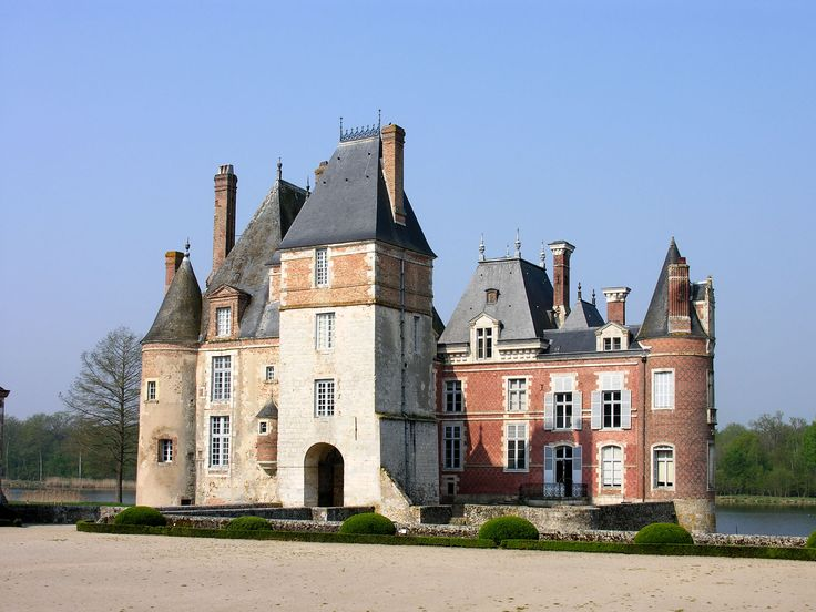 Les 675 Meilleures Images Propos De Ch Teaux De France