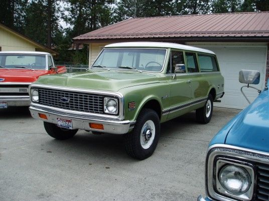 654 best chevy carry all burbs images on pinterest long live chevrolet suburban and blazer. Black Bedroom Furniture Sets. Home Design Ideas