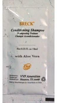 wholesale White Marble Conditioning Shampoo Packet .25 oz (Case of 200)