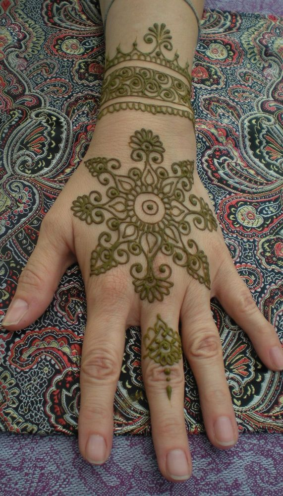 Indian Mehendi Designs