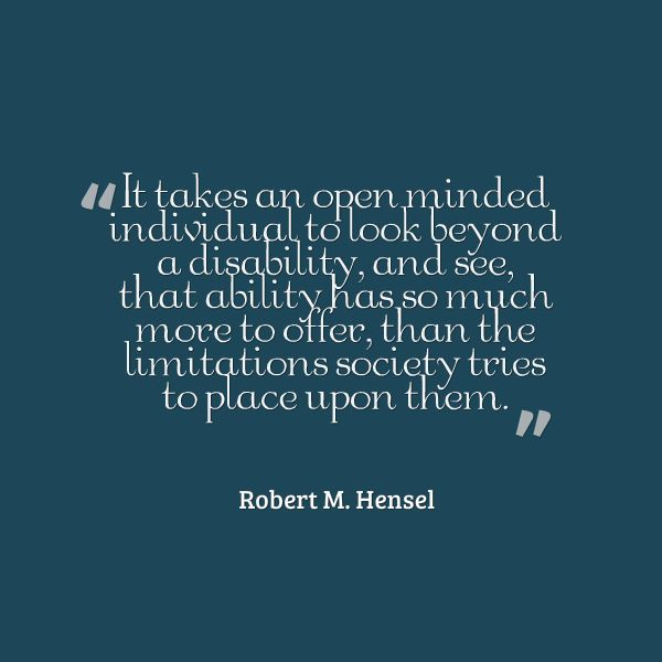 Disability Quotes 44 Best Robert Hensel Quotes Images On Pinterest  Quotes For Life .